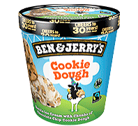Foto Ben & Jerry's Cookie Dough